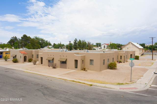 306 W Hadley, Las Cruces, NM 88005 (MLS #2101830) :: Agave Real Estate Group