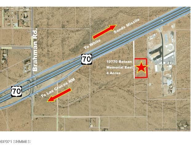 10770 Bataan Memorial East, Las Cruces, NM 88011 (MLS #2101831) :: Better Homes and Gardens Real Estate - Steinborn & Associates