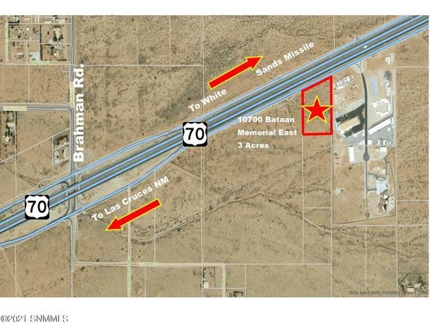 10700 Bataan Memorial East, Las Cruces, NM 88011 (MLS #2101832) :: Agave Real Estate Group
