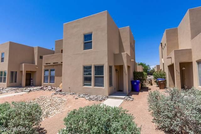 1413 Monte Vista Avenue, Las Cruces, NM 88001 (MLS #2101838) :: Better Homes and Gardens Real Estate - Steinborn & Associates
