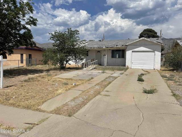 1108 College Avenue, Alamogordo, NM 88310 (MLS #2101844) :: Better Homes and Gardens Real Estate - Steinborn & Associates