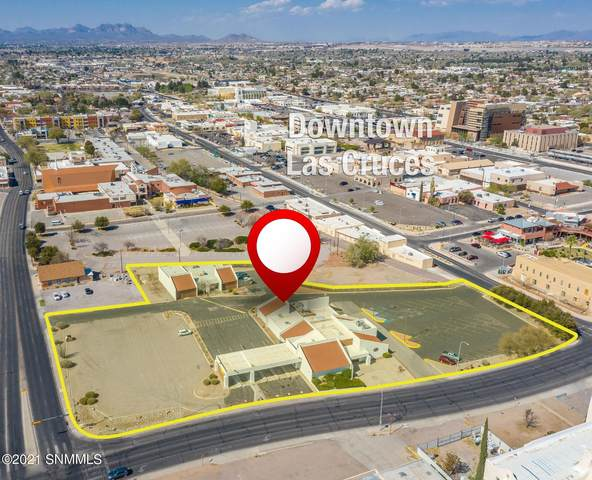 250 W Amador Avenue, Las Cruces, NM 88005 (MLS #2101845) :: Better Homes and Gardens Real Estate - Steinborn & Associates