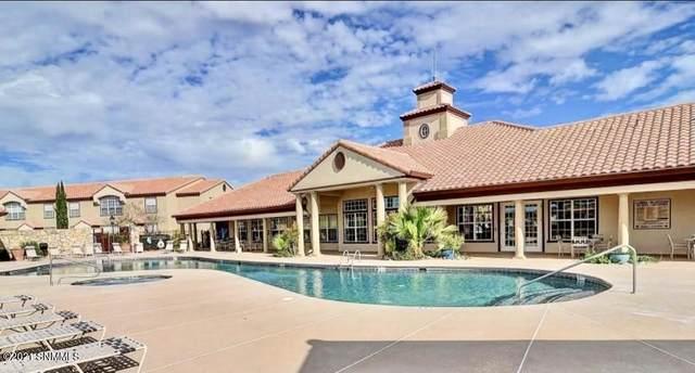 3901 Sonoma Springs Ave, Unit #1208 Avenue, Las Cruces, NM 88011 (MLS #2101846) :: Las Cruces Real Estate Professionals