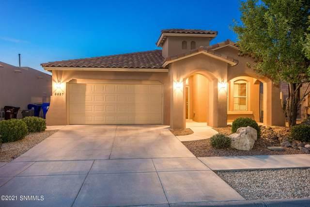 3637 Santa Marcella Avenue, Las Cruces, NM 88012 (MLS #2101849) :: Las Cruces Real Estate Professionals