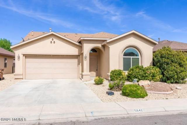 5842 Coyote Flats Street, Las Cruces, NM 88012 (MLS #2101850) :: Better Homes and Gardens Real Estate - Steinborn & Associates