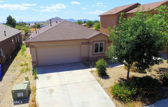 5089 Kensington Way, Las Cruces, NM 88012 (MLS #2101853) :: Better Homes and Gardens Real Estate - Steinborn & Associates