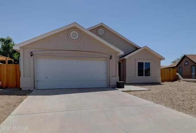 4720 Salado Creek Street, Las Cruces, NM 88012 (MLS #2101854) :: Better Homes and Gardens Real Estate - Steinborn & Associates