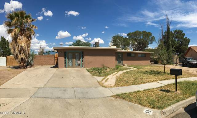 1110 Sharon Circle, Las Cruces, NM 88001 (MLS #2101861) :: Better Homes and Gardens Real Estate - Steinborn & Associates