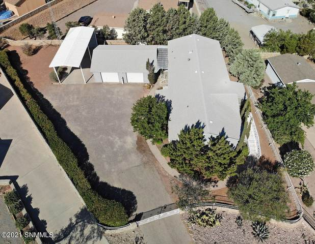 5203 Nana Trail Trail, Las Cruces, NM 88012 (MLS #2101862) :: Better Homes and Gardens Real Estate - Steinborn & Associates
