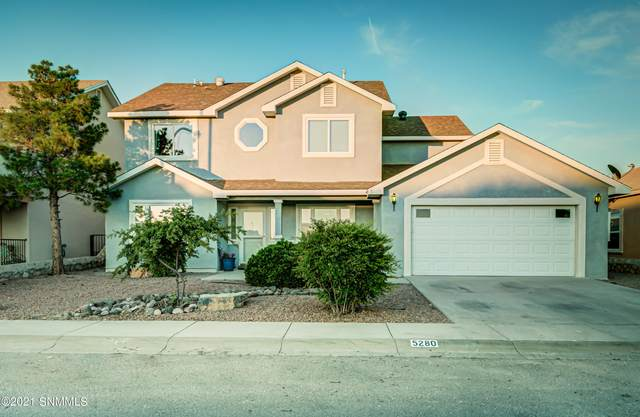 5280 Morganite Court, Las Cruces, NM 88012 (MLS #2101863) :: Better Homes and Gardens Real Estate - Steinborn & Associates
