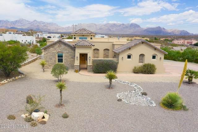 5677 Calle De Paradise, Las Cruces, NM 88011 (MLS #2101873) :: Las Cruces Real Estate Professionals