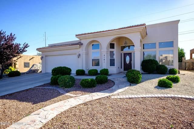 2101 Southern Star Loop, Las Cruces, NM 88011 (MLS #2101874) :: Agave Real Estate Group