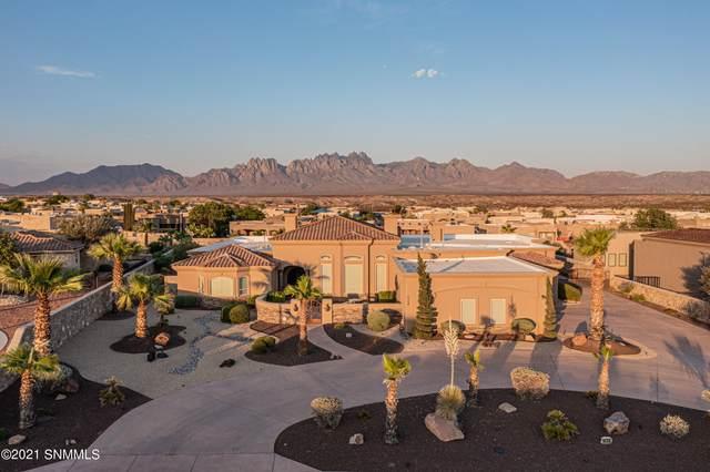 4350 Venetian Loop, Las Cruces, NM 88011 (MLS #2101882) :: Las Cruces Real Estate Professionals