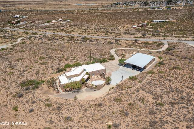 15534 Space Murals Lane, Las Cruces, NM 88011 (MLS #2101889) :: Las Cruces Real Estate Professionals