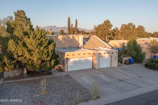 2014 Embassy Drive, Las Cruces, NM 88005 (MLS #2101890) :: Las Cruces Real Estate Professionals