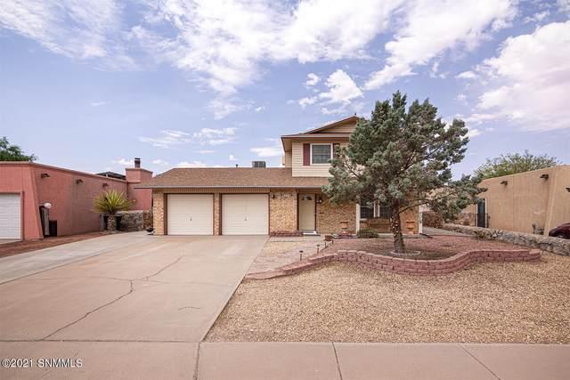 5775 Butte Drive, Santa Teresa, NM 88008 (MLS #2101893) :: Las Cruces Real Estate Professionals