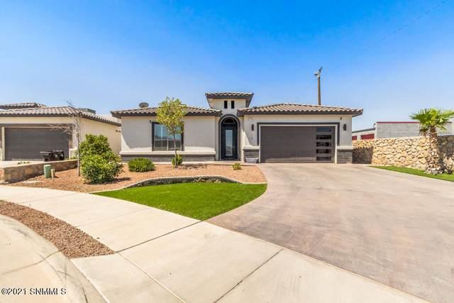 112 Tuscan Ridge Circle, Sunland Park, NM 88008 (MLS #2101898) :: Las Cruces Real Estate Professionals
