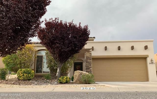 3625 Santa Marcella Avenue, Las Cruces, NM 88012 (MLS #2101899) :: Agave Real Estate Group