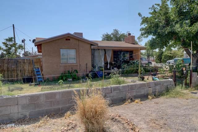 1200 Chaparro Street, Las Cruces, NM 88001 (MLS #2101901) :: Las Cruces Real Estate Professionals