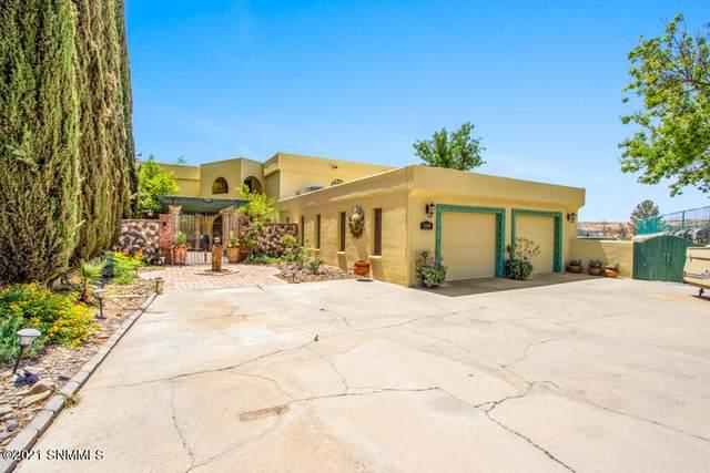 149 Feather Moon Loop, Santa Teresa, NM 88008 (MLS #2101903) :: Agave Real Estate Group