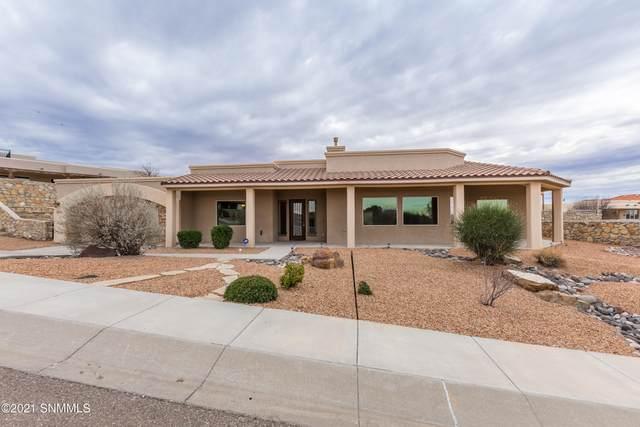 3060 Moonlight Ridge, Las Cruces, NM 88011 (MLS #2101917) :: Agave Real Estate Group