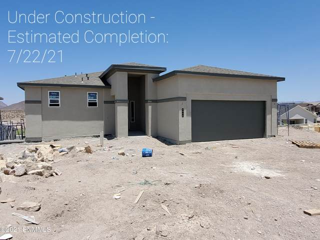 3968 Pacific Loop, Las Cruces, NM 88012 (MLS #2101918) :: Better Homes and Gardens Real Estate - Steinborn & Associates