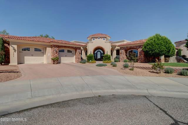 1254 Golf Club Road, Las Cruces, NM 88011 (MLS #2101921) :: Better Homes and Gardens Real Estate - Steinborn & Associates