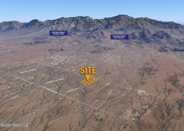 10305 Hard Rock Road, Las Cruces, NM 88011 (MLS #2101922) :: Better Homes and Gardens Real Estate - Steinborn & Associates
