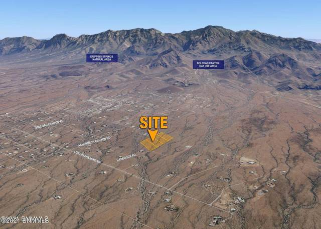 10505 Hard Rock Road, Las Cruces, NM 88011 (MLS #2101925) :: Better Homes and Gardens Real Estate - Steinborn & Associates