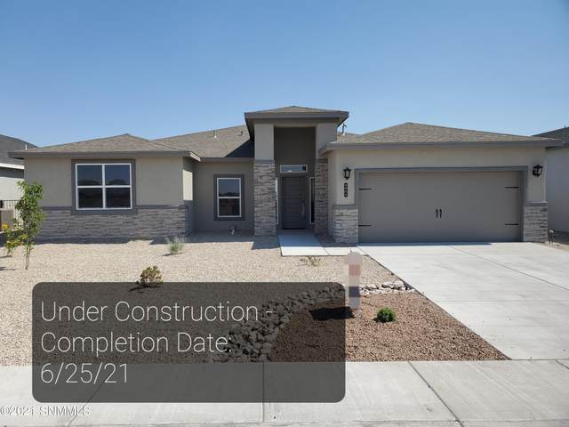 3957 Pacific Loop, Las Cruces, NM 88012 (MLS #2101931) :: Better Homes and Gardens Real Estate - Steinborn & Associates