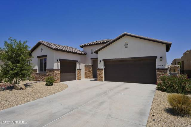 3685 Lunetta Court, Las Cruces, NM 88012 (MLS #2101934) :: Agave Real Estate Group