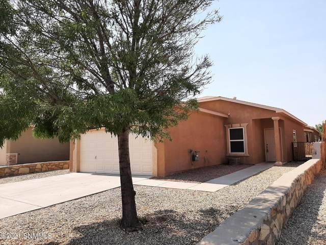 4966 Kenmore Road, Las Cruces, NM 88012 (MLS #2101941) :: Agave Real Estate Group