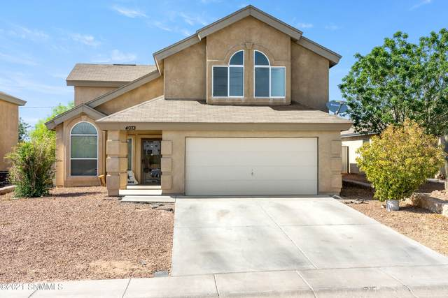 4073 Monte Sombra Avenue, Las Cruces, NM 88012 (MLS #2101950) :: Agave Real Estate Group