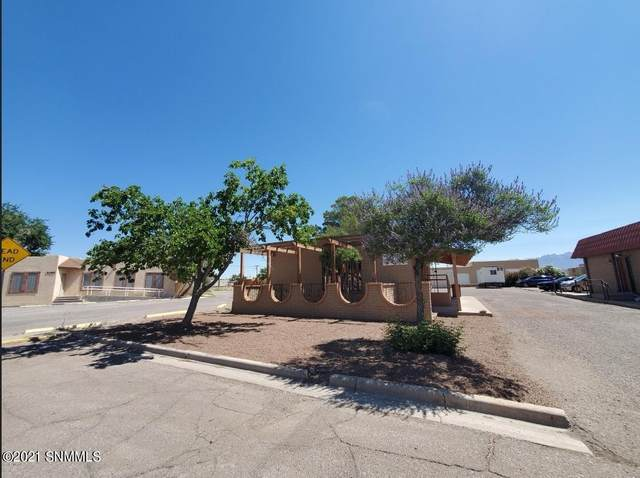 1101 Med Park Drive, Las Cruces, NM 88005 (MLS #2101953) :: Agave Real Estate Group