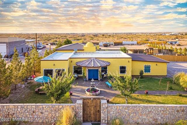 1296 Riley Way, Chaparral, NM 88081 (MLS #2101965) :: Agave Real Estate Group