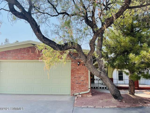 1625 Imperial Ridge, Las Cruces, NM 88011 (MLS #2101968) :: Better Homes and Gardens Real Estate - Steinborn & Associates