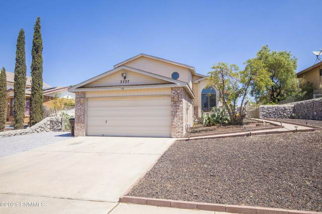 3737 Jade Avenue, Las Cruces, NM 88012 (MLS #2101998) :: Better Homes and Gardens Real Estate - Steinborn & Associates