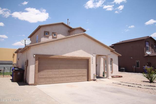 5535 Patagonia Drive, Las Cruces, NM 88011 (MLS #2101999) :: Better Homes and Gardens Real Estate - Steinborn & Associates