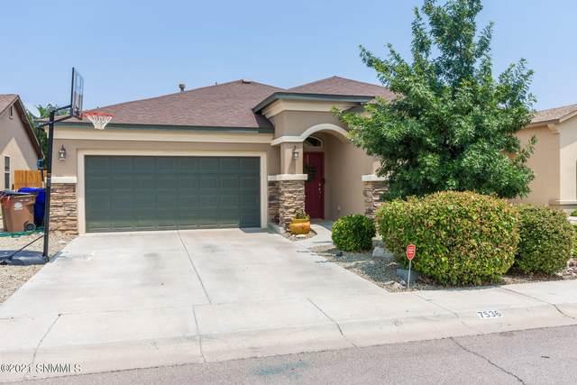7536 Vista De Oeste Place, Las Cruces, NM 88012 (MLS #2102008) :: Agave Real Estate Group