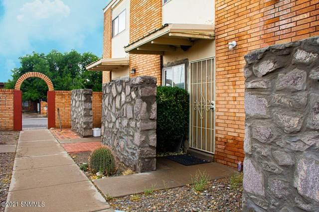 1401 Alamo Street B, Las Cruces, NM 88001 (MLS #2102039) :: Better Homes and Gardens Real Estate - Steinborn & Associates