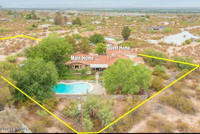 4125 Tesota Drive, Las Cruces, NM 88011 (MLS #2102042) :: Better Homes and Gardens Real Estate - Steinborn & Associates