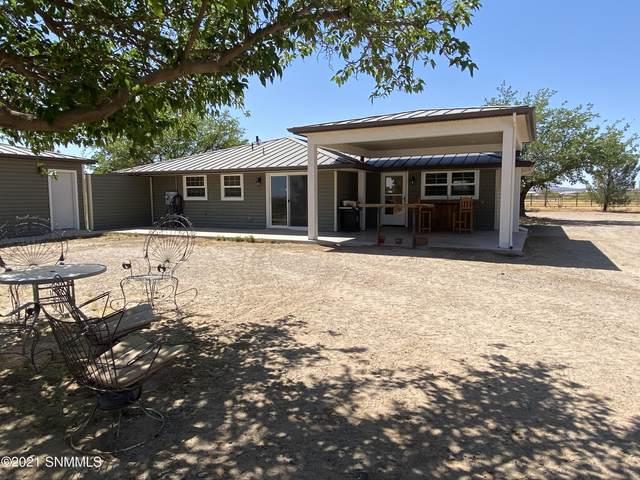 12186 Robledo Vista Road, Radium Springs, NM 88054 (MLS #2102057) :: Las Cruces Real Estate Professionals