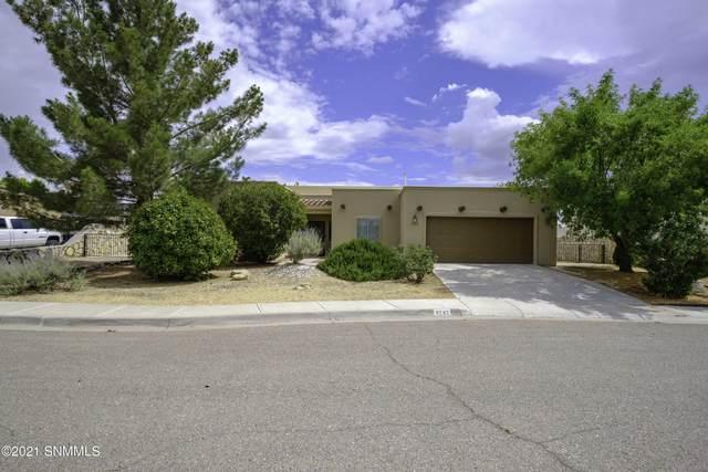 4243 Calle De Estrellas, Las Cruces, NM 88012 (MLS #2102079) :: Better Homes and Gardens Real Estate - Steinborn & Associates