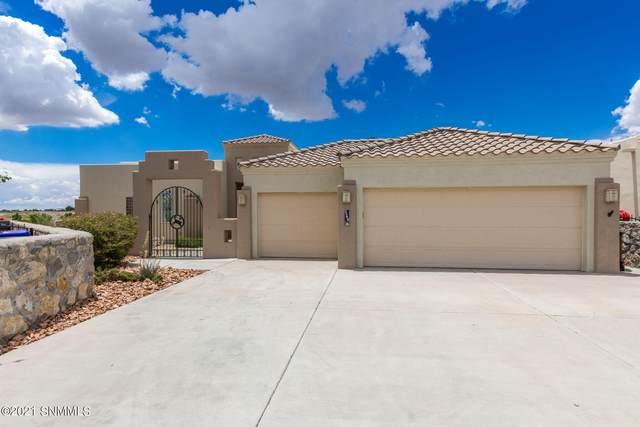 2268 Sedona Hills Parkway, Las Cruces, NM 88011 (MLS #2102105) :: Agave Real Estate Group