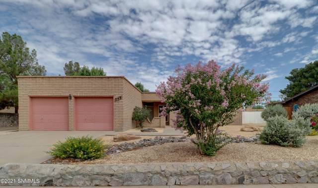 749 Frank Maes Avenue, Las Cruces, NM 88005 (MLS #2102117) :: Agave Real Estate Group
