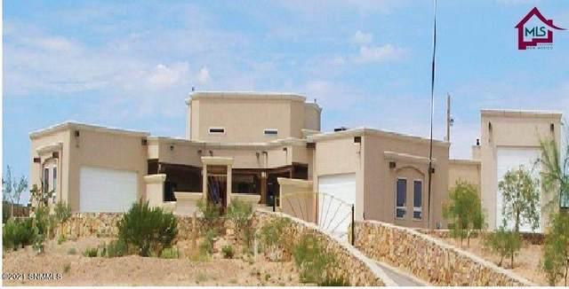 4521 Mesa Rico Drive, Las Cruces, NM 88011 (MLS #2102119) :: Agave Real Estate Group