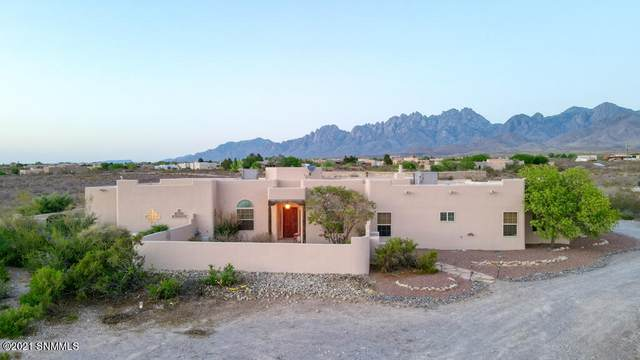 4900 Alma Road, Las Cruces, NM 88011 (MLS #2102120) :: Better Homes and Gardens Real Estate - Steinborn & Associates