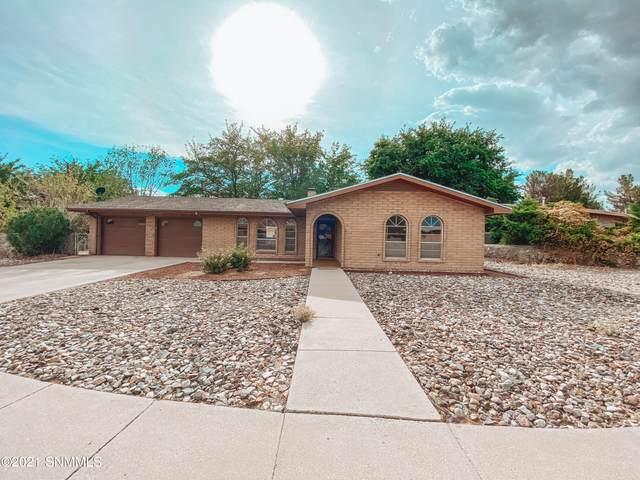 2711 Topley Avenue, Las Cruces, NM 88005 (MLS #2102122) :: Las Cruces Real Estate Professionals