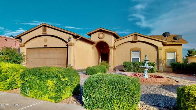 2820 Cloudcroft Circle, Las Cruces, NM 88011 (MLS #2102128) :: Better Homes and Gardens Real Estate - Steinborn & Associates