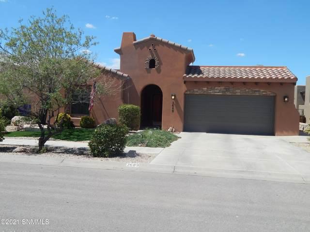3689 Santa Marcella Avenue, Las Cruces, NM 88012 (MLS #2102129) :: Las Cruces Real Estate Professionals